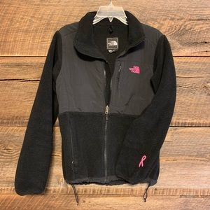 North Face Jacket Breast Cancer Edition